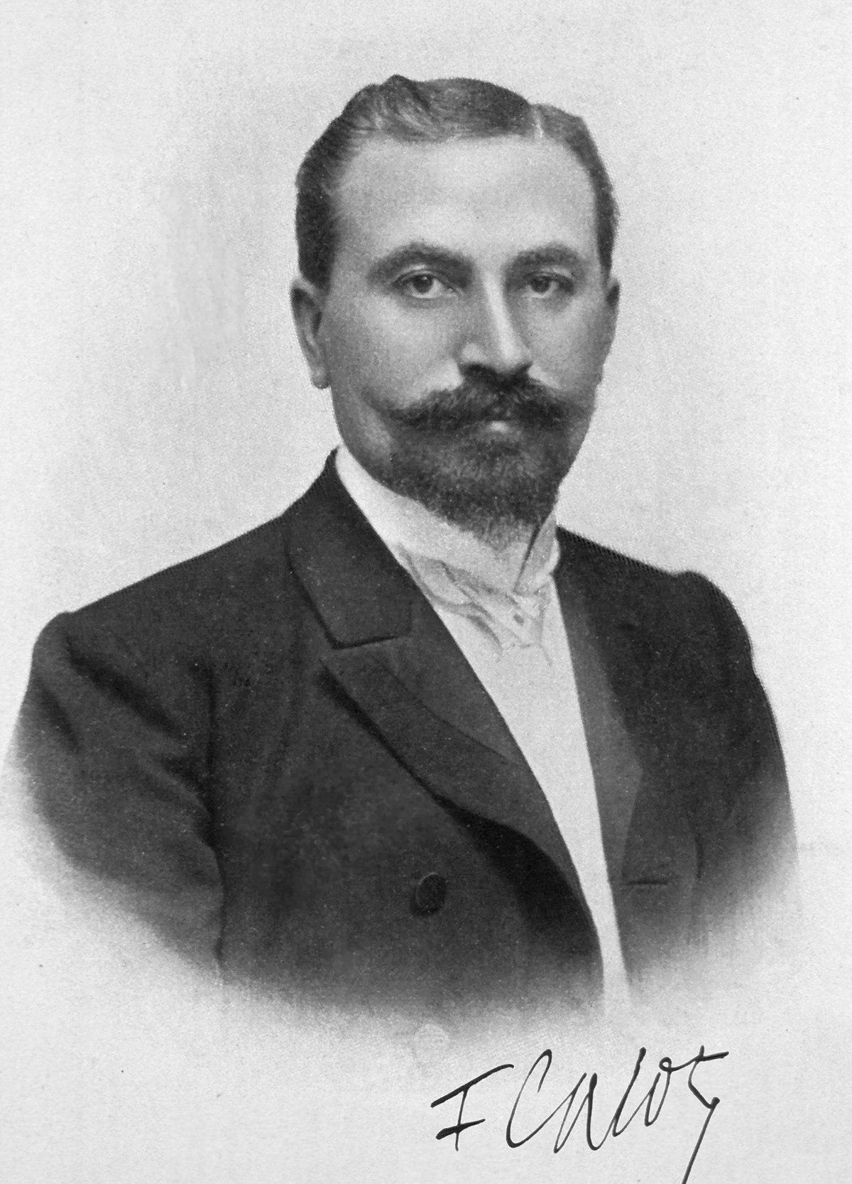 Francois Illas New Tradition: Jean-François Calot
