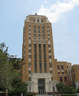 Jefferson County Courthouse, Beaumont, Texas