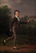 Jens Juel - A Running Boy. Marcus Holst von Schmidten - Google Art Project.jpg