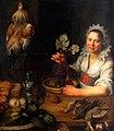 Jeremias van Winghe - Flemish cook.jpg