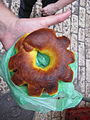 Jerusalem, Old Town, Arab Quarter, bakery product.JPG