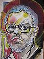 Jerzy Nowosielski - portret wyk. Zbigniew Kresowaty.jpg