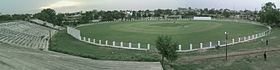 Jhelum Cricket Stadium Panorama.JPG