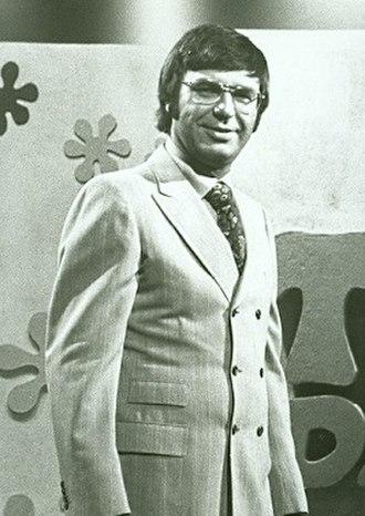 Jim Lange - Lange in 1971