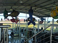Jindal Vijaynagar Airport terminal, Jan 2007.jpg