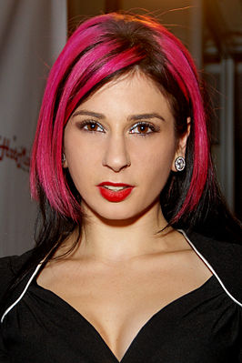 Joanna Angel, 2009.