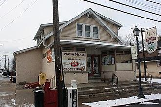 Ardsley, Pennsylvania - Image: Joe's Meat Market, Ardsley PA 01