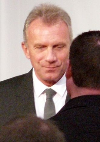 Joe Montana - Montana at the California Museum Hall of Fame on March 21, 2013