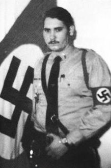 American neo-Nazi