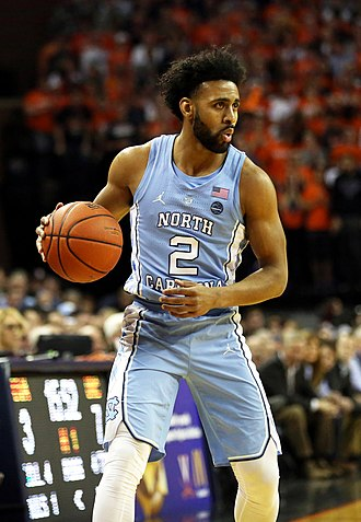 Joel Berry II - Berry with UNC in 2017