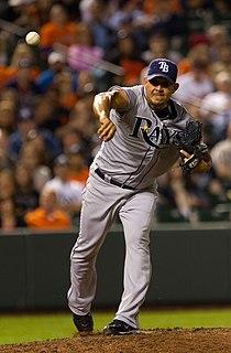 Joel Peralta Dominican baseball player