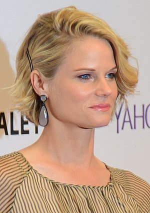Joelle Carter - Carter in April 2015