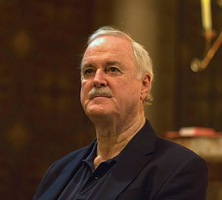 John Cleese English comedian and actor