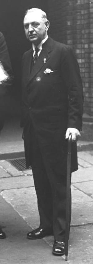 John Clinton Porter - Porter in 1931