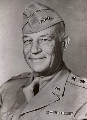Vice Chief of Staff of the United States Army - Image: John E Hull