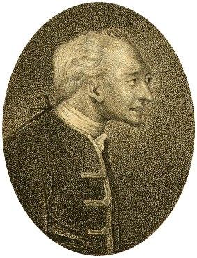 John Elwes, 1801 print