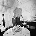 John F. Kennedy with Arthur B. Krim and Dr. Mathilde Krim in New York City JFKWHP-ST-A47-26-62.jpg