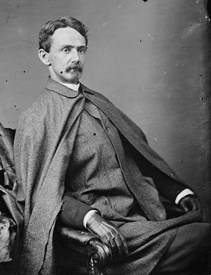John James Ingalls - Image: John James Ingalls Brady Handy