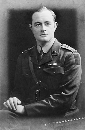 59th Battalion (Australia) - Lieutenant Colonel John Scanlan, who commanded the 59th Battalion during World War I