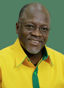 Image illustrative de l'article John Magufuli