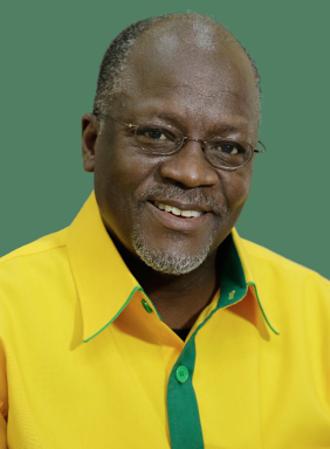 John Magufuli - Image: John Magufuli 2015