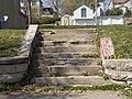 John R. Boyle House steps.JPG