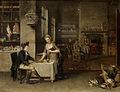 John S C Schaak Tavern interior 1762.jpg