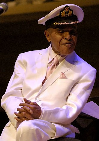 Jon Hendricks - Hendricks in 2008