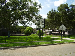 South Park, Houston - Jones High School
