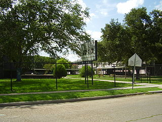 South Park, Houston human settlement in Houston, Texas, United States of America