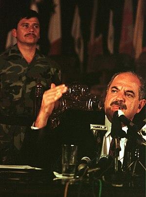 Guatemalan general election, 1990 - Image: Jorge Serrano Elías
