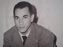 José Bernal, Santa Clara, Cuba, 1952.jpg