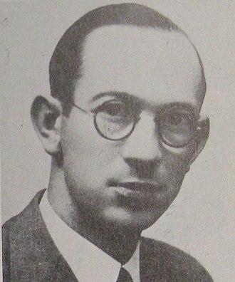 José Castillo (police officer) - José del Castillo about 1930