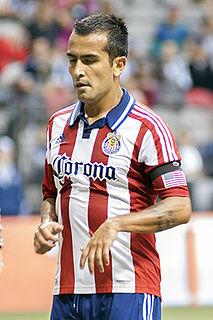 José Manuel Rivera Mexican footballer