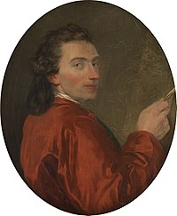 Joseph-Benoît Suvée - Zelfportret (1771).jpg