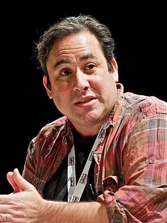 Josh Weinstein - Image: Josh Weinstein Salford Media Festival 2013 2 cropped