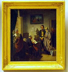 Visite chez le Pasteur