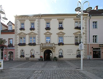 Judenburg - Town hall