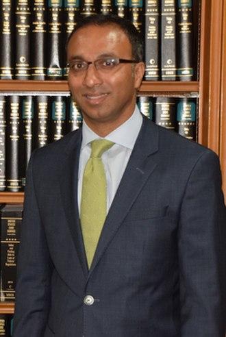 Amit P. Mehta - Judge Mehta in 2015