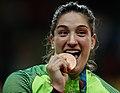Judoca Mayra Aguiar vence cubana e ganha medalha de bronze 1037040-11-08-2016 mg 3034 (cropped).jpg
