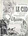 Jules Massenet - Le Cid 1885.jpg