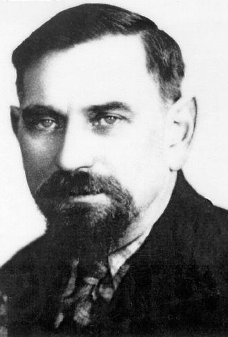 Julian Grobelny - Grobelny before World War II