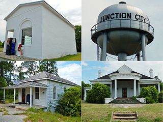 Junction City, Georgia Town in Georgia, United States