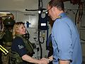 Justine Greening on board HMS Daring in the Philippines (11011024756).jpg