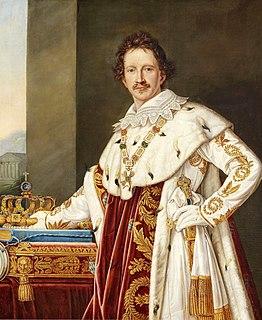 Ludwig I of Bavaria King of Bavaria