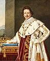 König Ludwig I. von Bayern im Krönungsornat.jpg