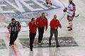 KHL Medvescak EC KAC Ice fever Arena Zagreb 21012011 4759.jpg