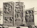 KITLV 87926 - Unknown - Relief on the Bharhut stupa in British India - 1897.tif