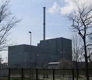 Isar Nuclear Power Plant - Image: KKI 1