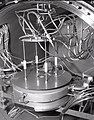 KLYSTRON CALORIM E ANAL ASSEMBLY IN HUGHES CHAMBER AND THE UNITED STATES AIR FORCE USAF TEST BENCH - NARA - 17424156.jpg